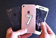 Замена стекла переклейка ремонт дисплея iPhone 7/7+